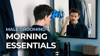 Never Skip These Morning Hair and Grooming Steps!