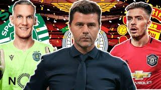 Transferencias Confirmadas ! Rumores 2020! Pochettino Benfica, Olsen Sporting, Grealish Man. United