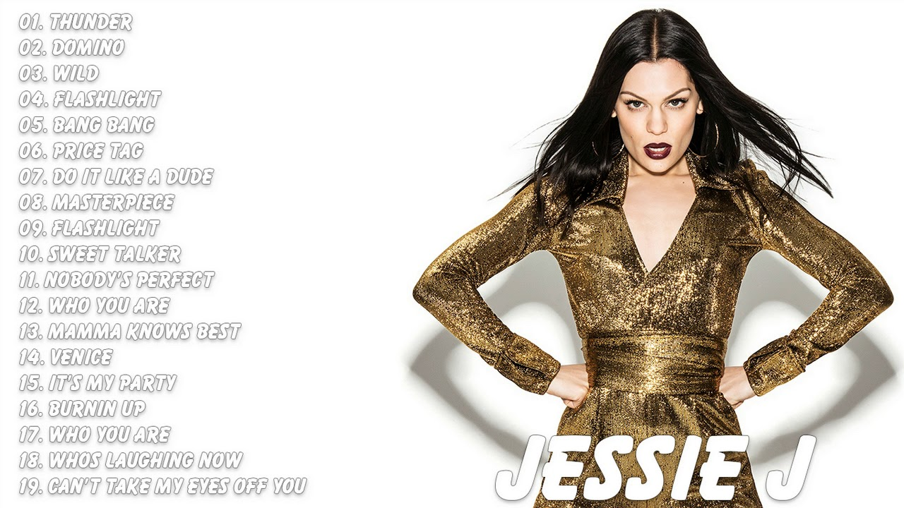 TOP 15 JESSIE J SONGS - YouTube