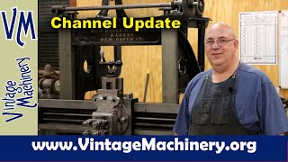 A quick shop aฑd channel update...