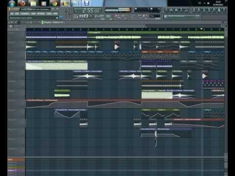 FL Studio Remake (FLP) Avicii - Fade Into Darkness