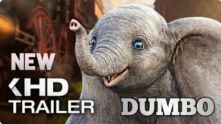 DUMBO(2019)  Official Music Trailer HD