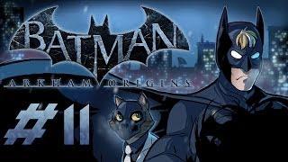 Batman: Arkham Origins Gameplay / Playthrough w/ SSoHPKC Part 11 - Let's Do Some Optional Stuff