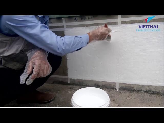 Cách chống thấm tường, phòng tắm, nhà bếp kinh tế nhất 2017