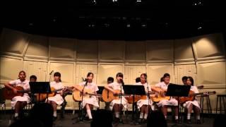 Ask Me by TWGHs Yau Tze Tin Memorial College Guitar Team @ Rising Force of Guitarists