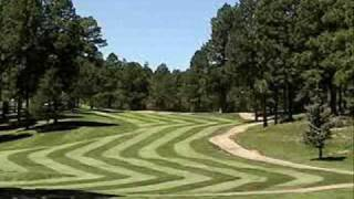 First Hole of Inn of the Mountain Gods Golf Course, Ruidoso, NM