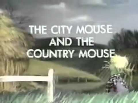 Sesame Street The City Mouse And The Country Mouse