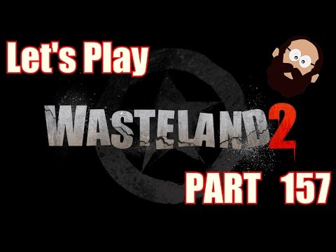 Let's Play Wasteland 2 p157: The Dragon But No Action Points...