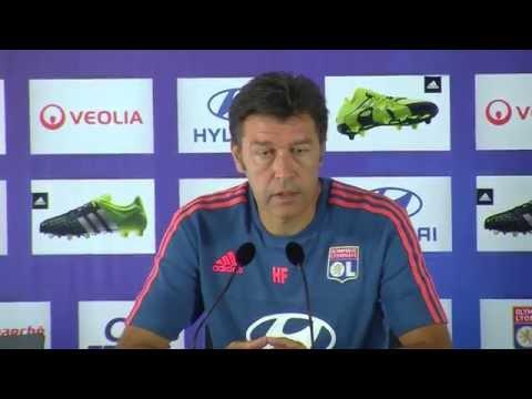 OL : Christophe Jallet jouera peut être contre Lorient