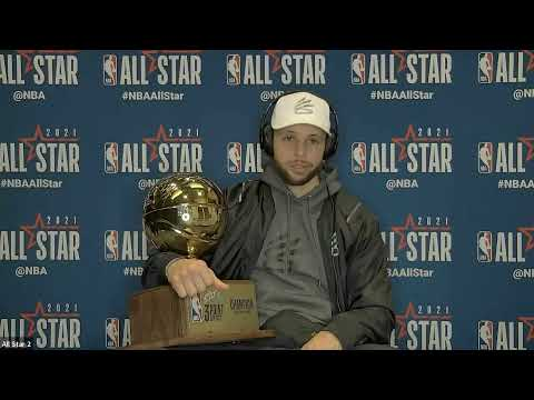 LIVE: 2021 #NBAAllStar Postgame Press Conference
