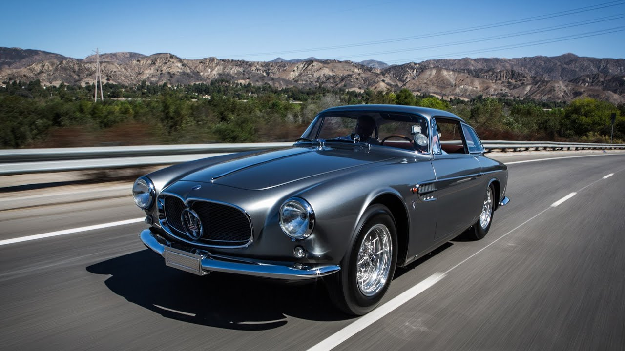 1957 Cars Restored Or Wallpapers 1956 Maserati A6g 2000 Allemano Jay Leno S Garage Youtube