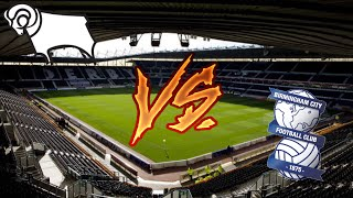 Derby vs Birmingham~Home vlog~Amazing win