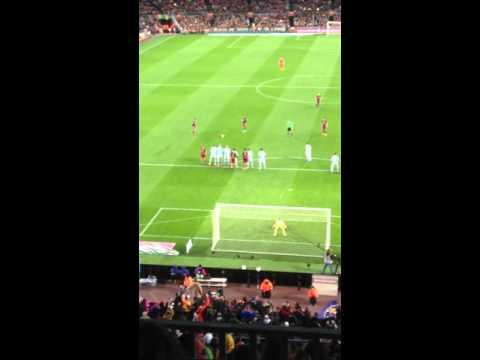 Freekick Messi vs CeltaVigo