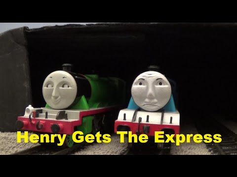 Henry and the Express (Railway Series No. 37), Awdry, Christopher, Used; Very Go