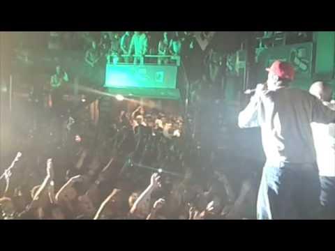 Kardinal performing 'NINA' live in Pune, India