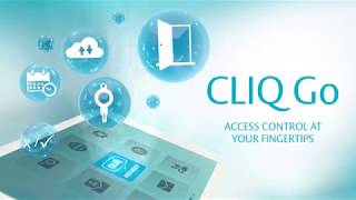 An introduction to CLIQ GO from Abloy