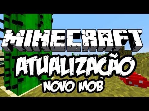 NOVO MOB, Endermite! - Atualização de Minecraft (NOVA)