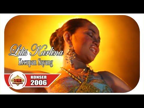 HEBOHH ..!!! 'LILIS KARLINA' beri KECUPAN SAYANG buat penonton .. (LIVE KONSER KALSEL 30 APRIL 2006)