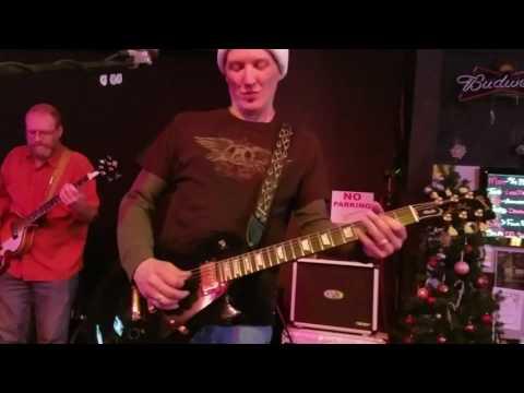 "David Miller & Stones Throw ""Dust Bowl""(Joe Bonamassa cover)"