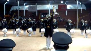 banda de guerra honor y lealtad tierra blanca ver tecomatln pue 01 febrero 2014