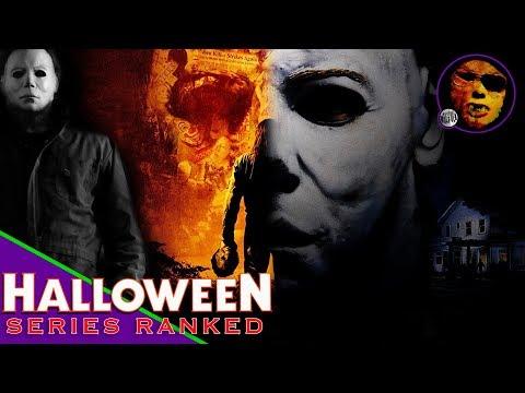 Dr. Wolfula's Halloween Series Ranking!   A Retrospective