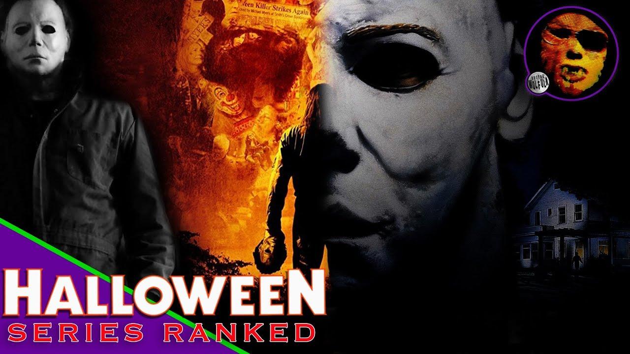 Dr. Wolfula's Halloween Series Ranking!   A Retrospective - YouTube