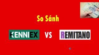 So sánh sàn giao dịch Kenniex và Remitano.