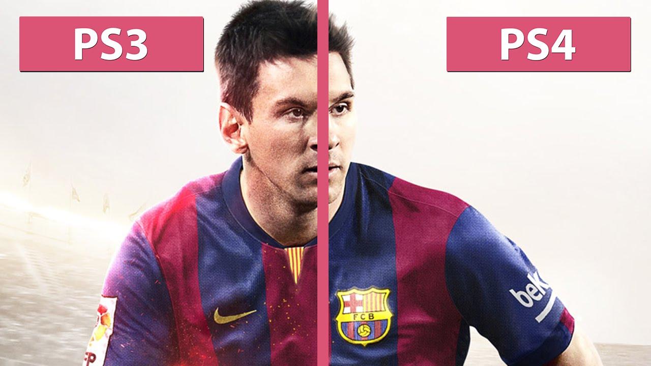 FIFA 18 | PS4 Pro VS PS4 Slim VS PS4 VS PS3 |Graphics ... |Ps4 Graphics Vs Ps3 Fifa 14