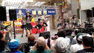 2016年06月18日 愛媛県松山市の土曜夜市 大街道ステージのもよう (事務...