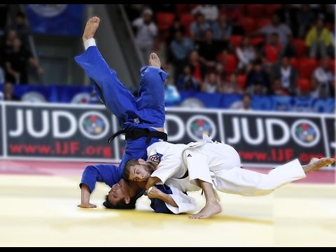 10 Super Judo Techniques from ASTANA 2015