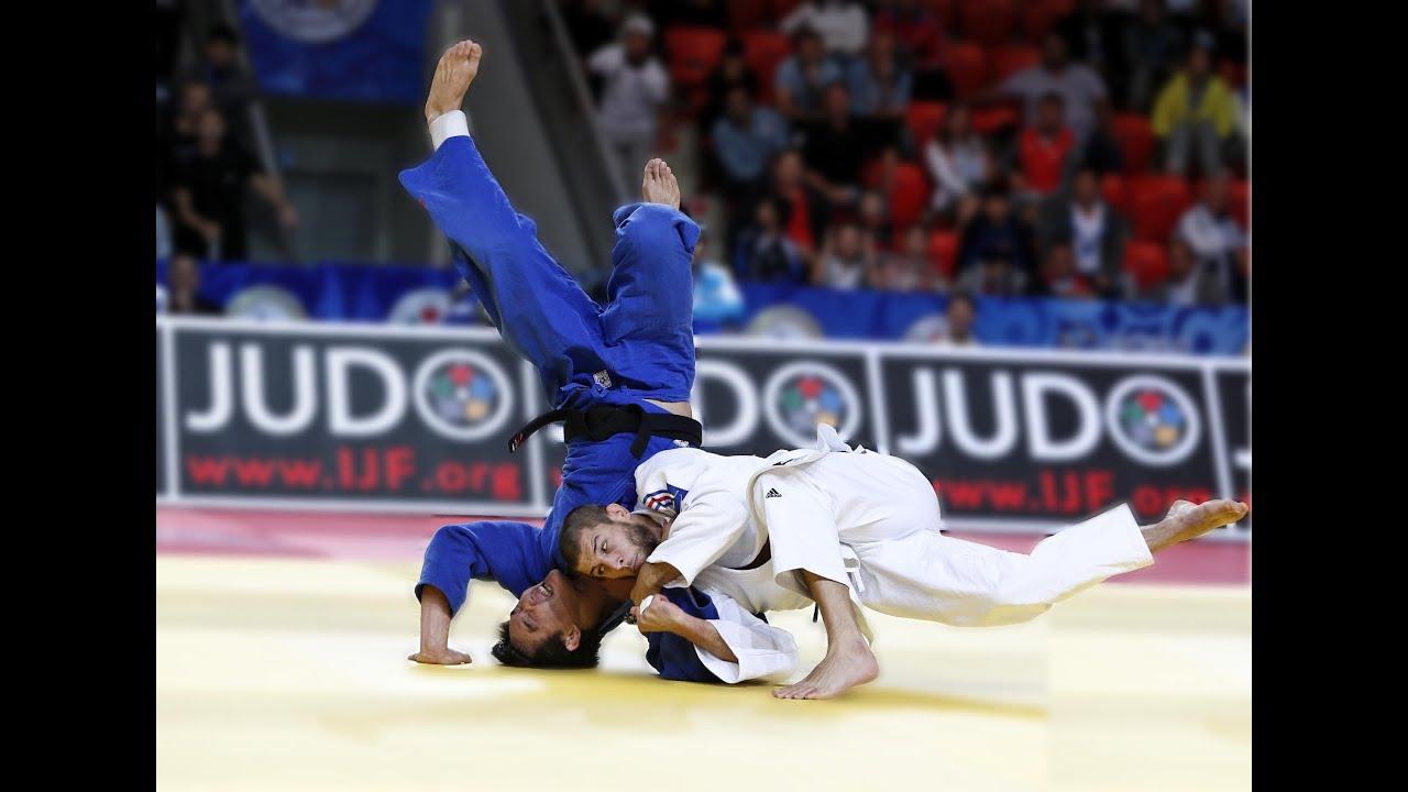 Judo techniques