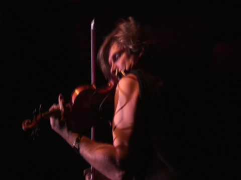 World's Fastest Speed Fiddler Alex DePue - Steve Vai Tour