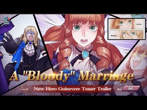 """Guinevere Teaser Trailer (Comics Story) - A """"Bloody"""" Marriage - Mobile Legends thumbnail"""