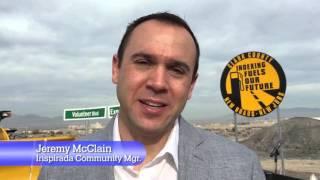 Inspirada's Jeremy McClain on Henderson #FRINV Groundbreaking