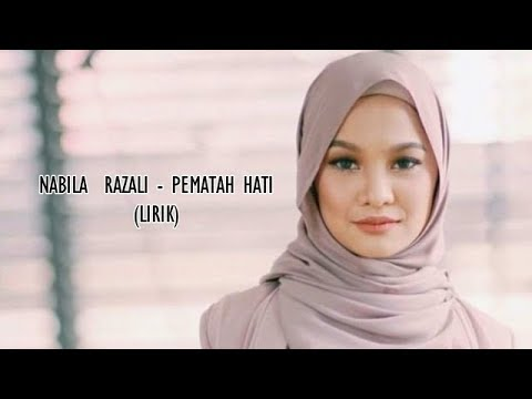 Nabila Razali-Pematah Hati Akustik (Lirik)