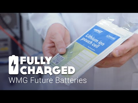 WMG Future Batteries | Fully Charged