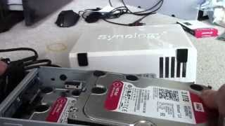 Synology Diskstation DS215j setup + review