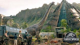 """Jurassic World: Fallen Kingdom - In Theaters June 22 (""""Welcome"""") (HD)"""