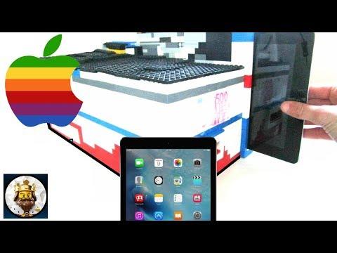 LEGO iPad Vending Machine - YouTube
