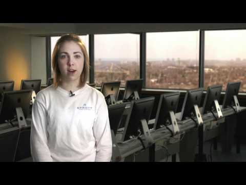 Sprott School of Business: Christine
