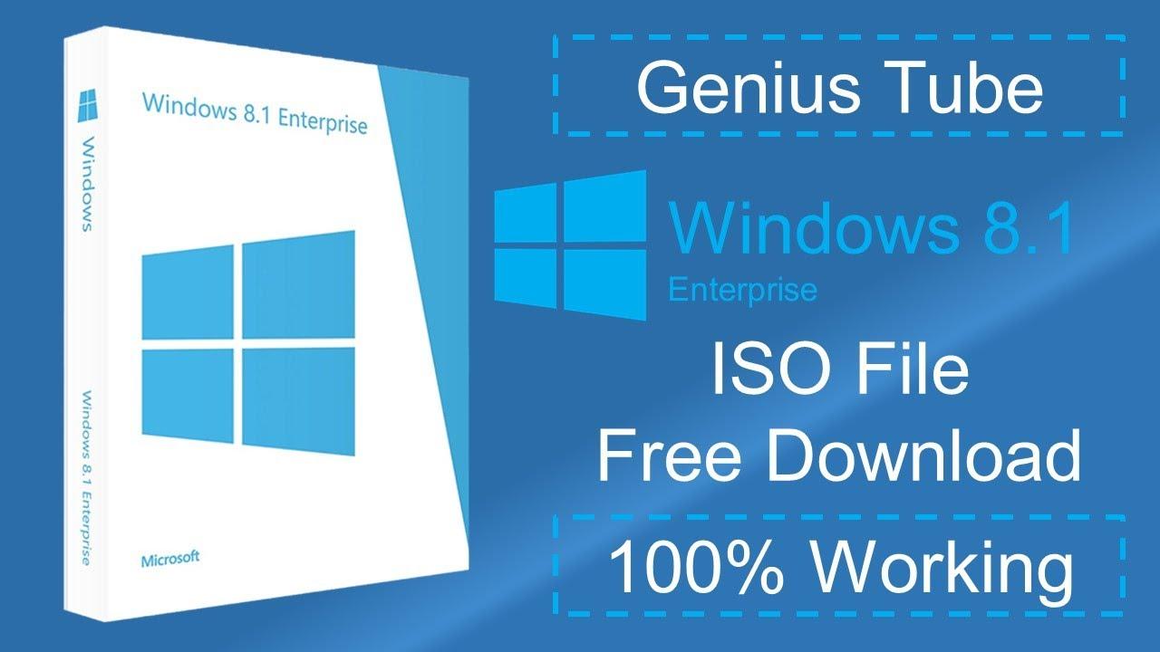 Windows 8 64bit Iso