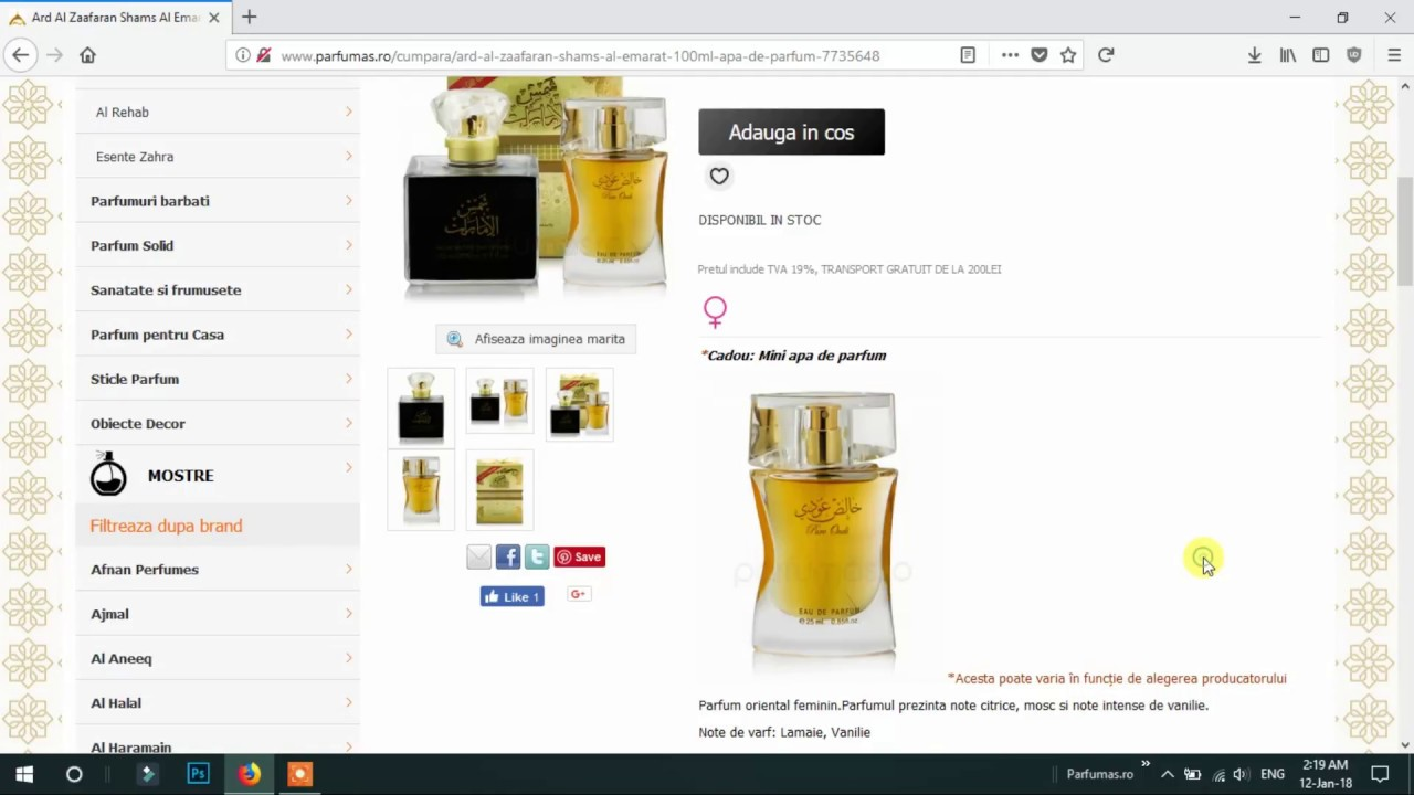 Parfumasro Cum Sa Alegi Parfumul Arabesc Perfect Pentru Tine