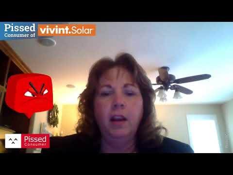 Vivint Solar Victim @ Pissed Consumer Interview