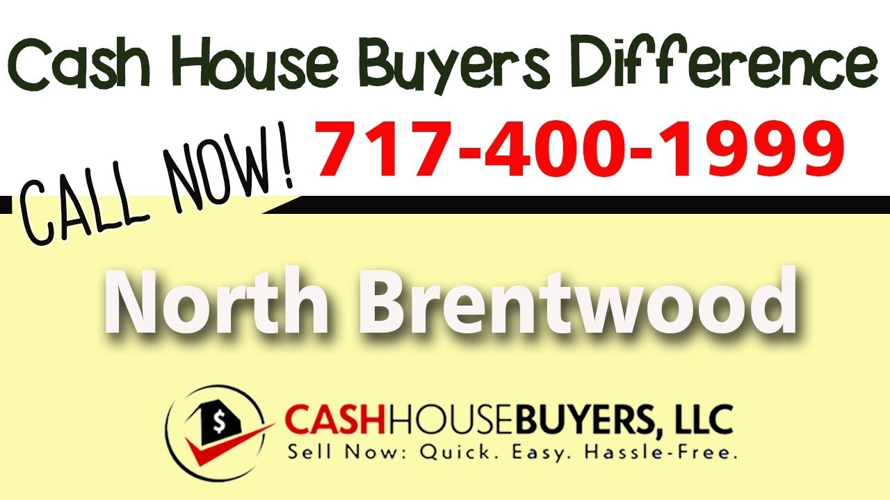 Cash House Buyers Difference in North Brentwood MD | Call 7174001999 | We Buy Houses