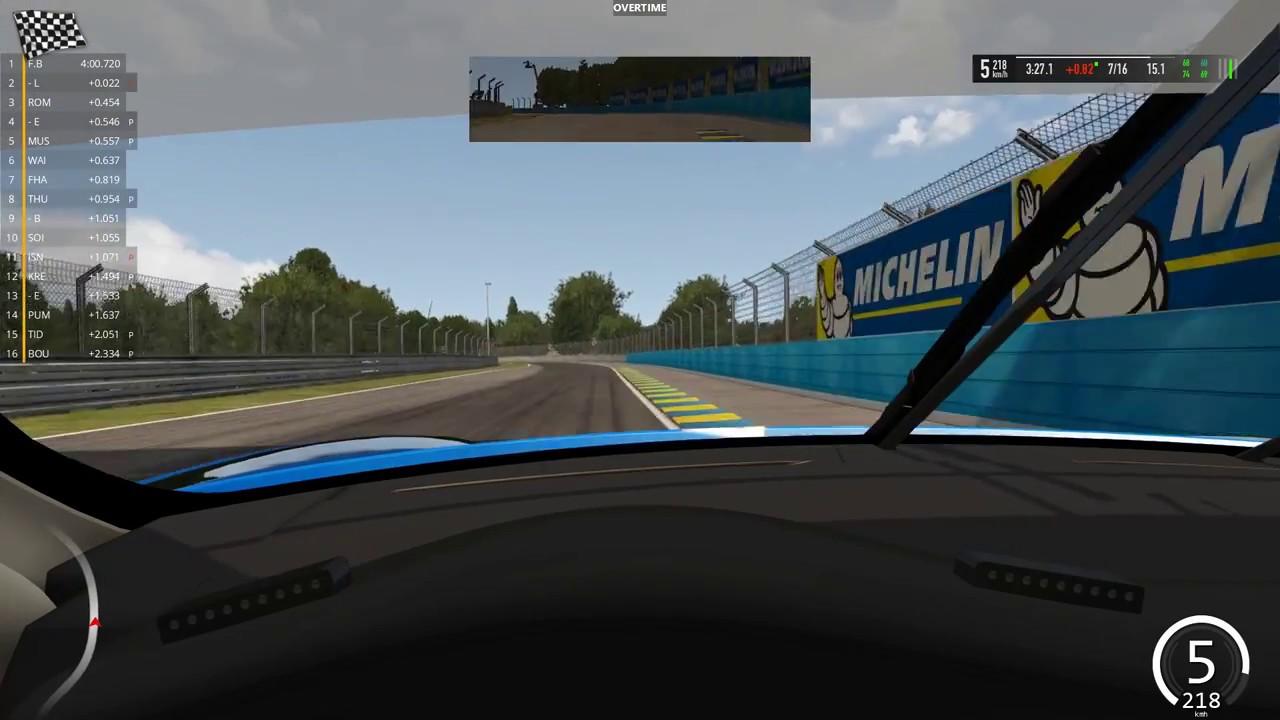 Assetto Corsa - New Le Mans Track - Porsche Curves - YouTube 5d425a96adbdc