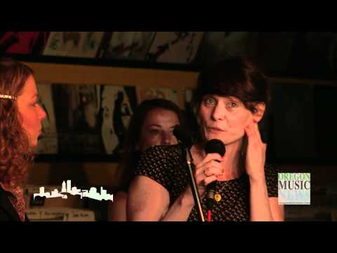 Sophie Barker Interview by Oregon Music News from Music Millennium