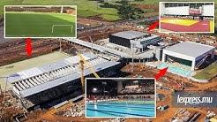 JIOI: le complexe de Côte d'or est opérationnel