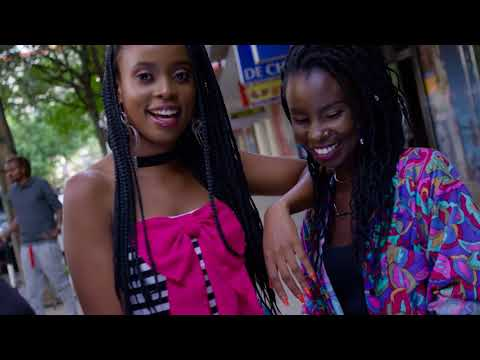 Le Band ft Khaligraph Jones - Nakupenda (official music video)