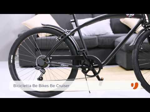 Unieuro Bicicletta Cafè Race Videorecensione