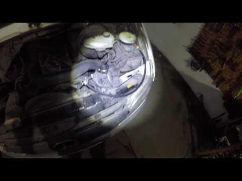 MERCEDES Sprinter ремонт! Замена головы! Часть 1.